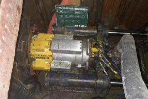 H25公71号 米松ポンプ場合流改善施設築造工事